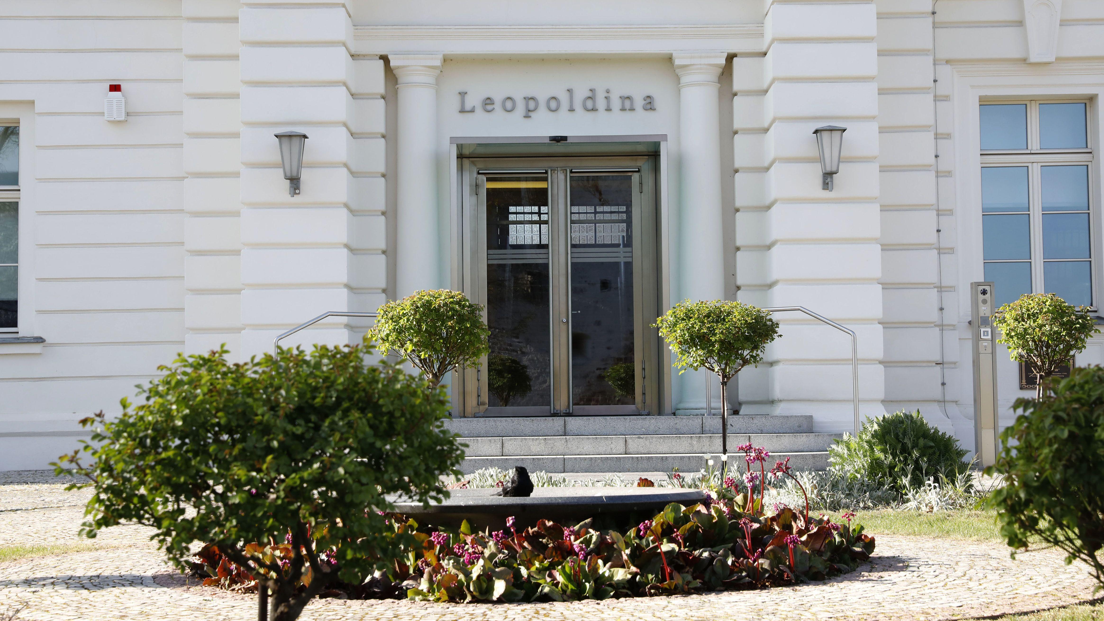 Die Forschungsgemeinschaft Leopoldina ist ein wichtiger Berater der Bundesregierung und macht konkrete Vorschläge für Maßnahmen während der Coronakrise.