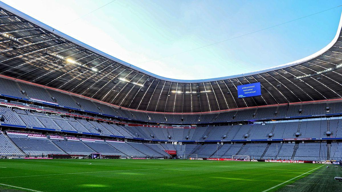 Die Allianz-Arena wird wohl leer bleiben