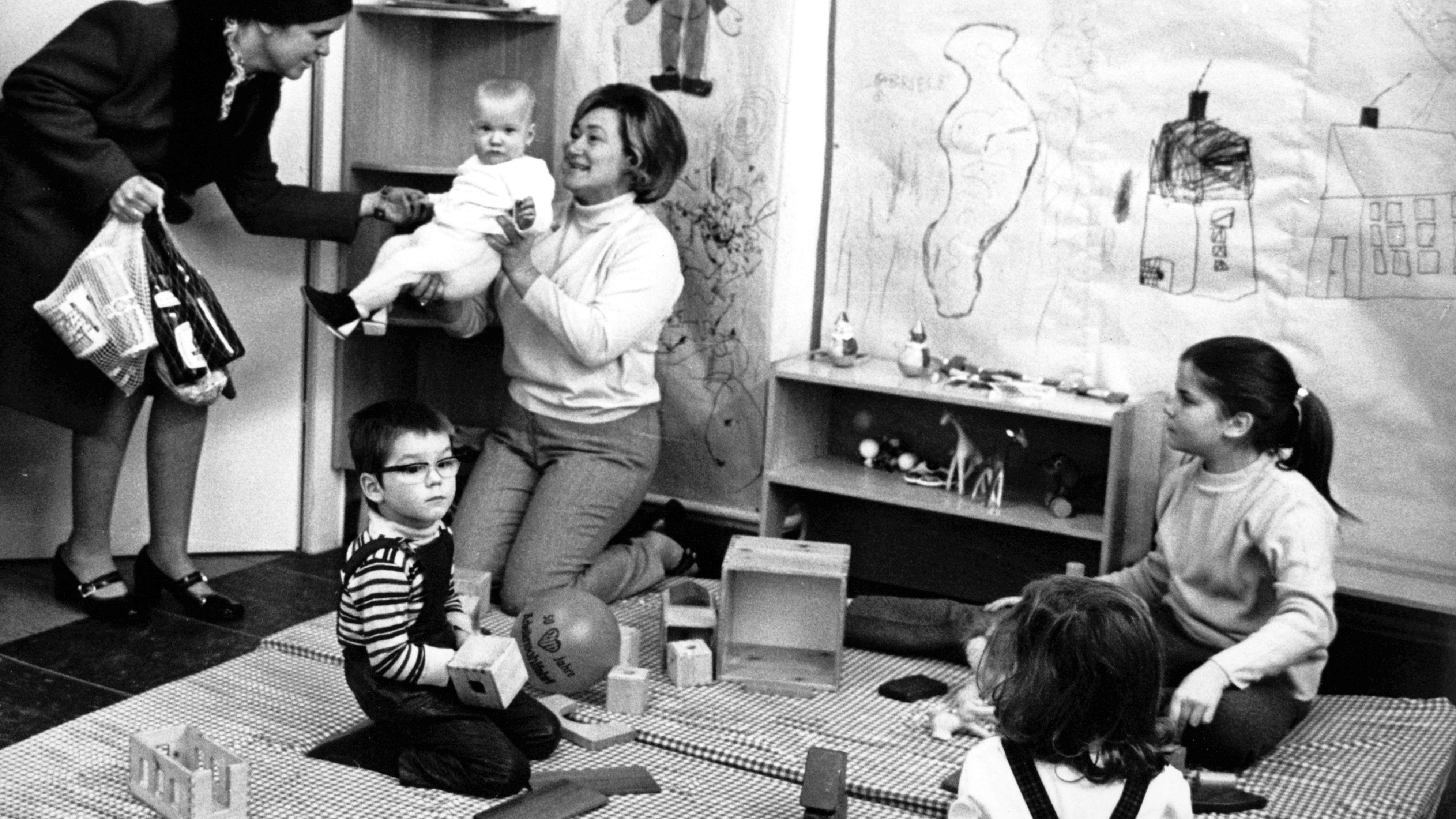 1971: AWO-Kinderspielstube in Kassel