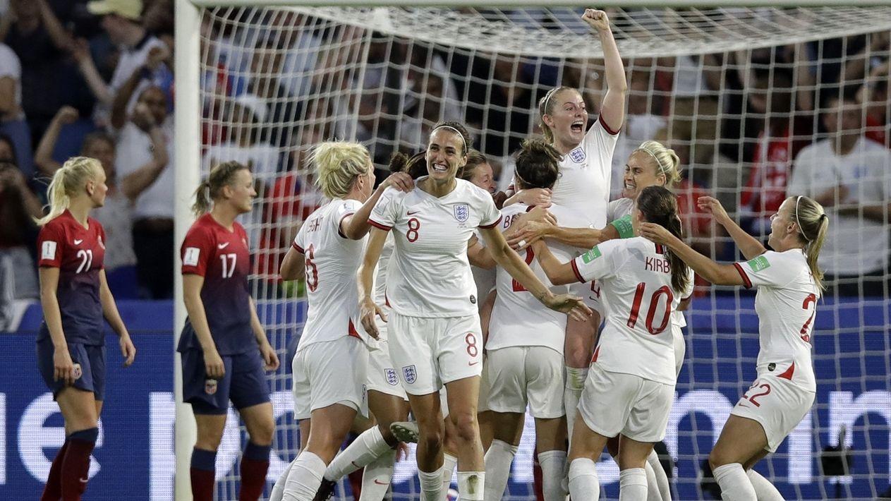 Frauenfußball-WM - Norwegen - England
