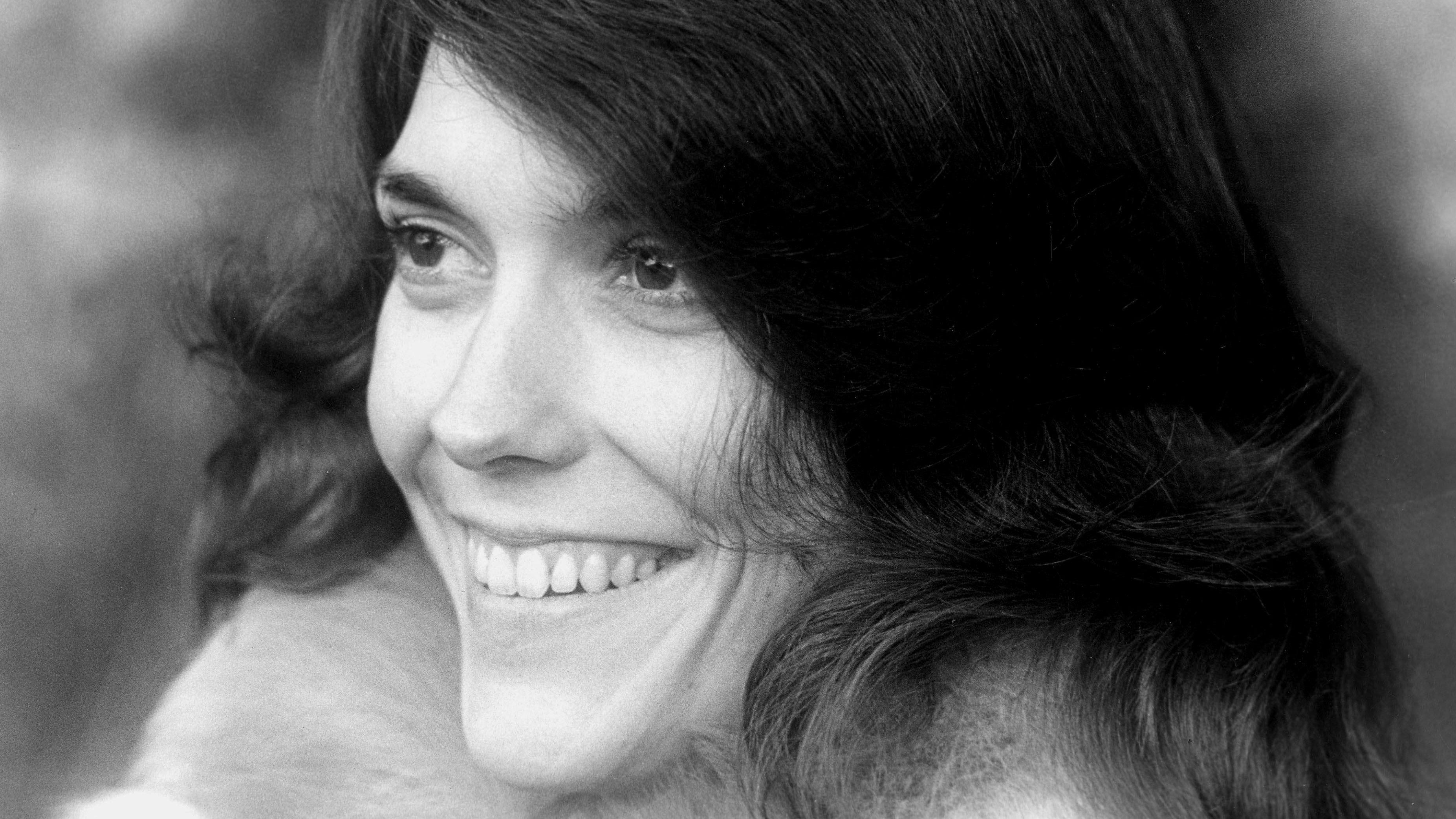 Porträt der Musikerin Karen Carpenter