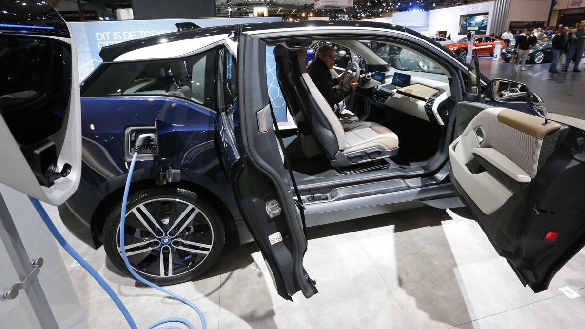 Der i3 von BMW bekommt bislang keine Zulassung für Fahrprüfungen.