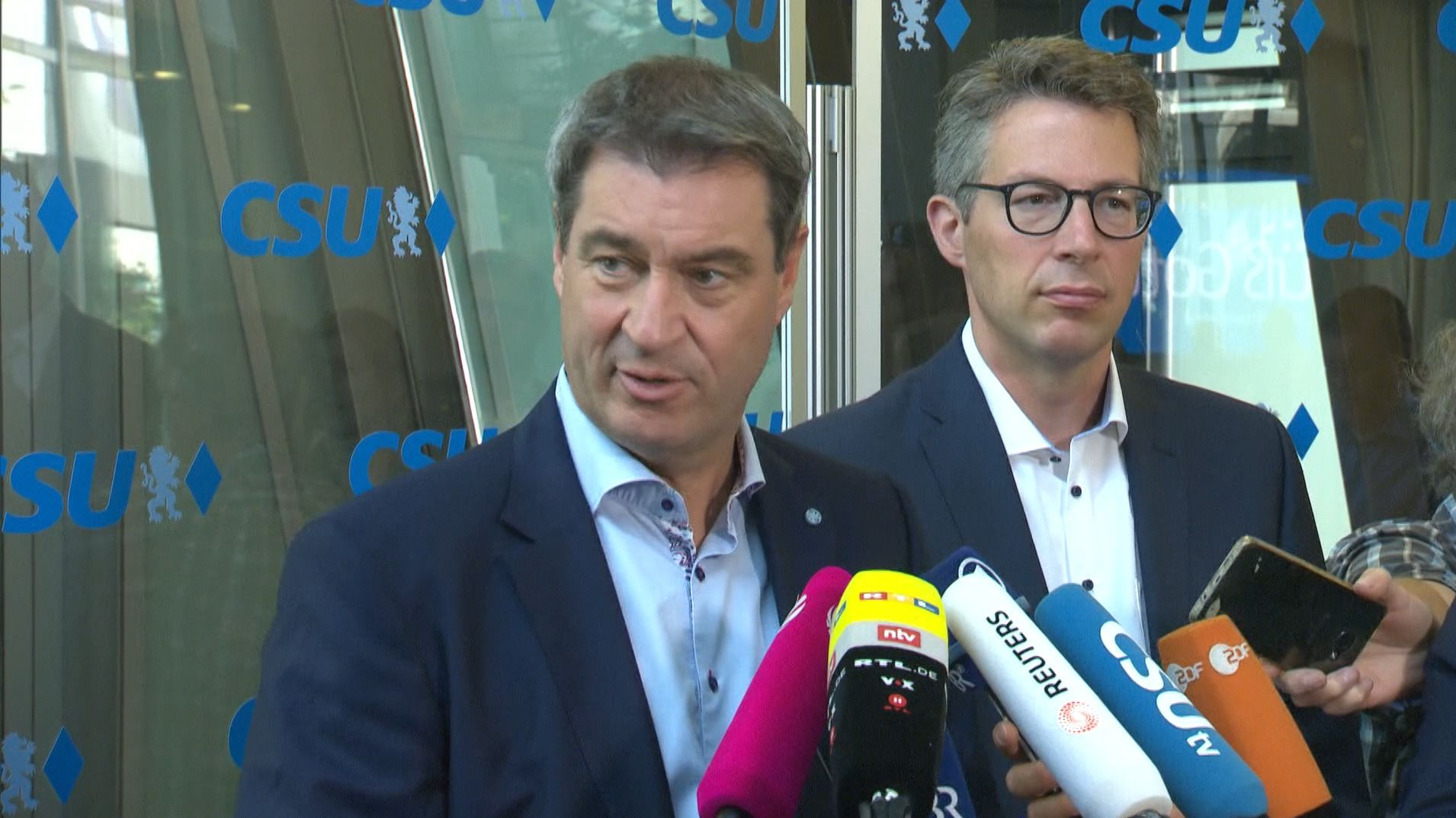 Nach dem Scheitern der deutschen Pkw-Maut setzt CSU-Chef Markus Söder auf eine europaweit einheitliche Regelung.
