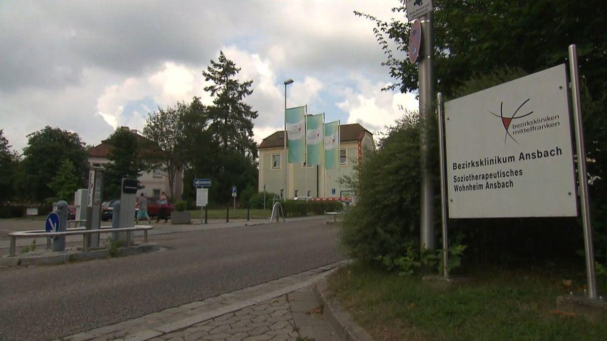 Corona-Ausbruch im Bezirksklinikum Ansbach