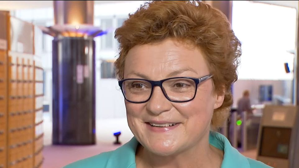 Die CSU-Politikerin Monika Hohlmeier