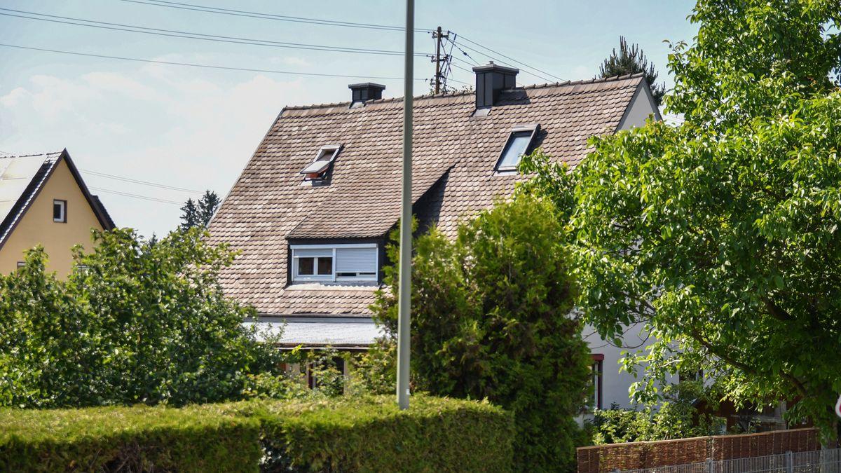 In der kleinen Gemeinde Nordendorf (Lkr. Augsburg)