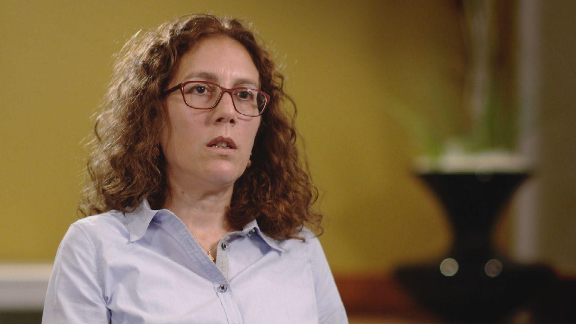 Whistleblowerin Rosemarie Meuer