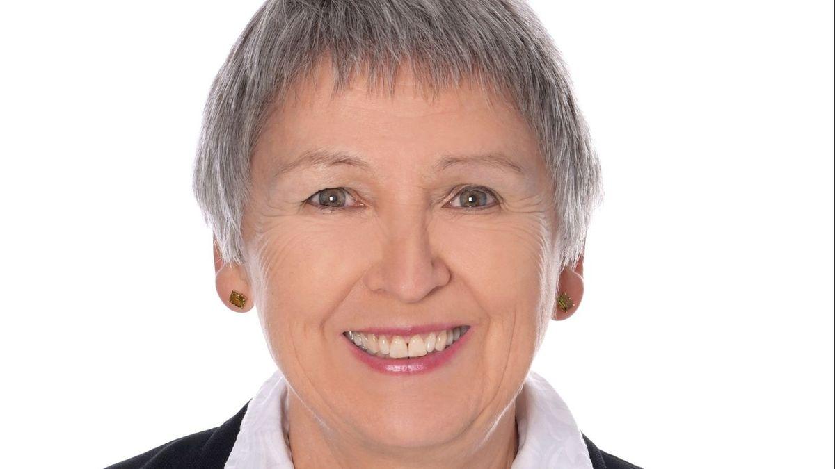 Heidi Lau, Stadträtin der Freien Wähler in Fürth