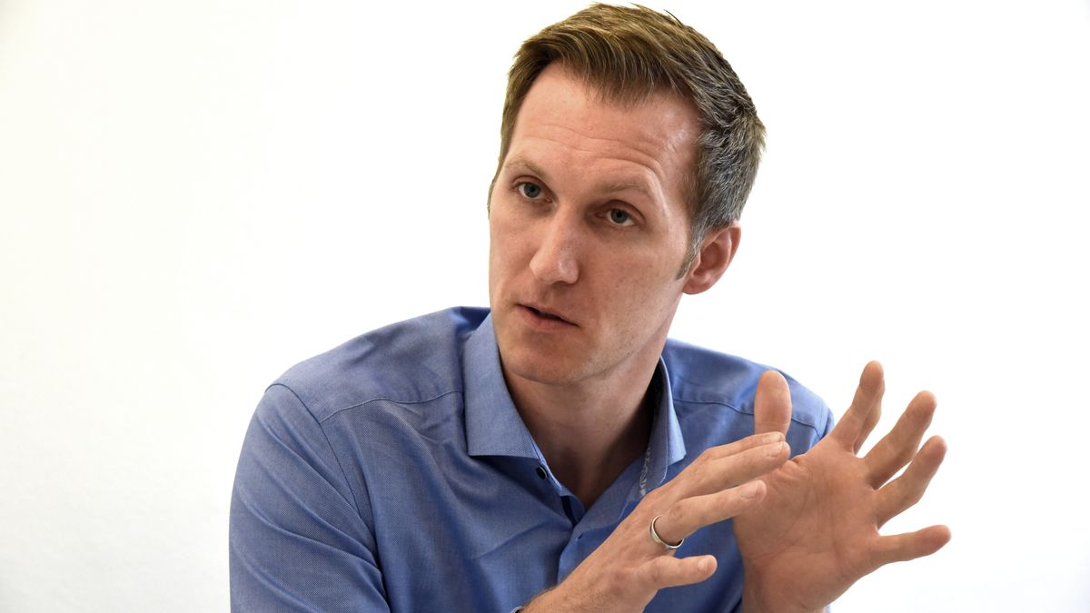 Daniel Terzenbach, Mitglied im Vorstand der Bundesagentur für Arbeit