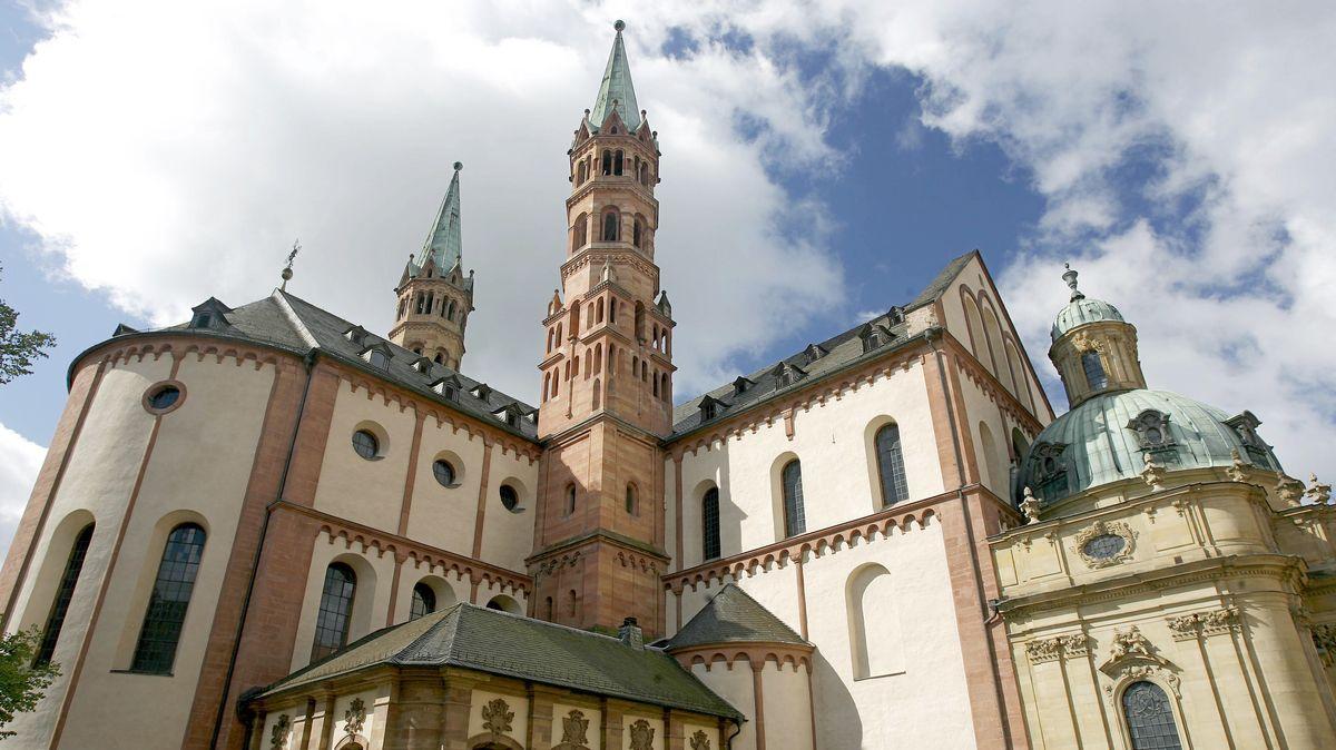 Der Würzburger Kiliansdom
