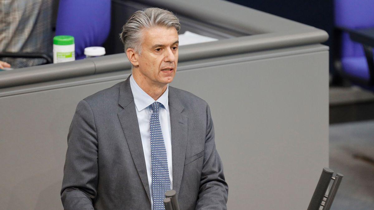 Der AfD-Abgeordnete im Deutschen Bundestag