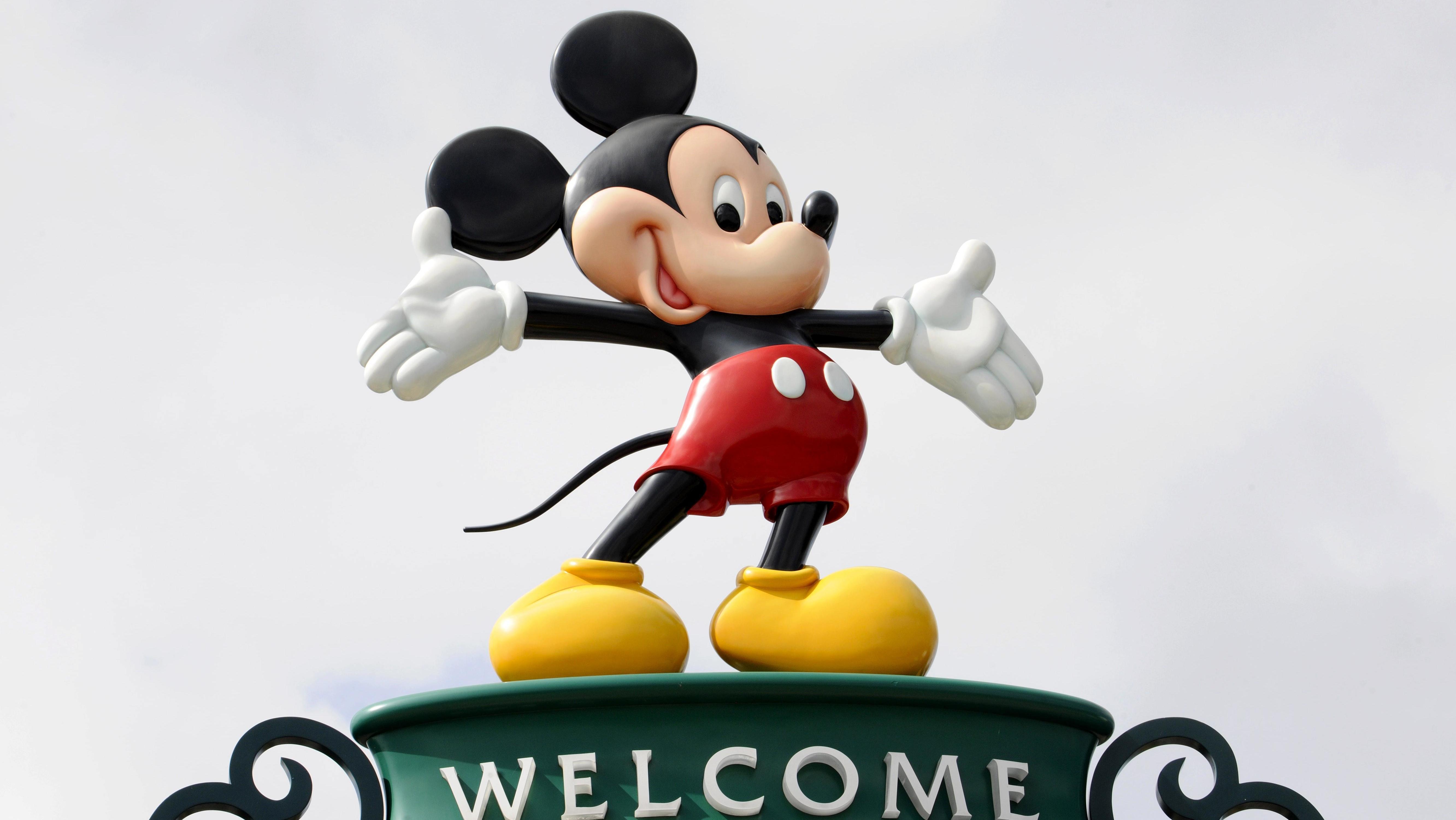 Micky Maus wird 90