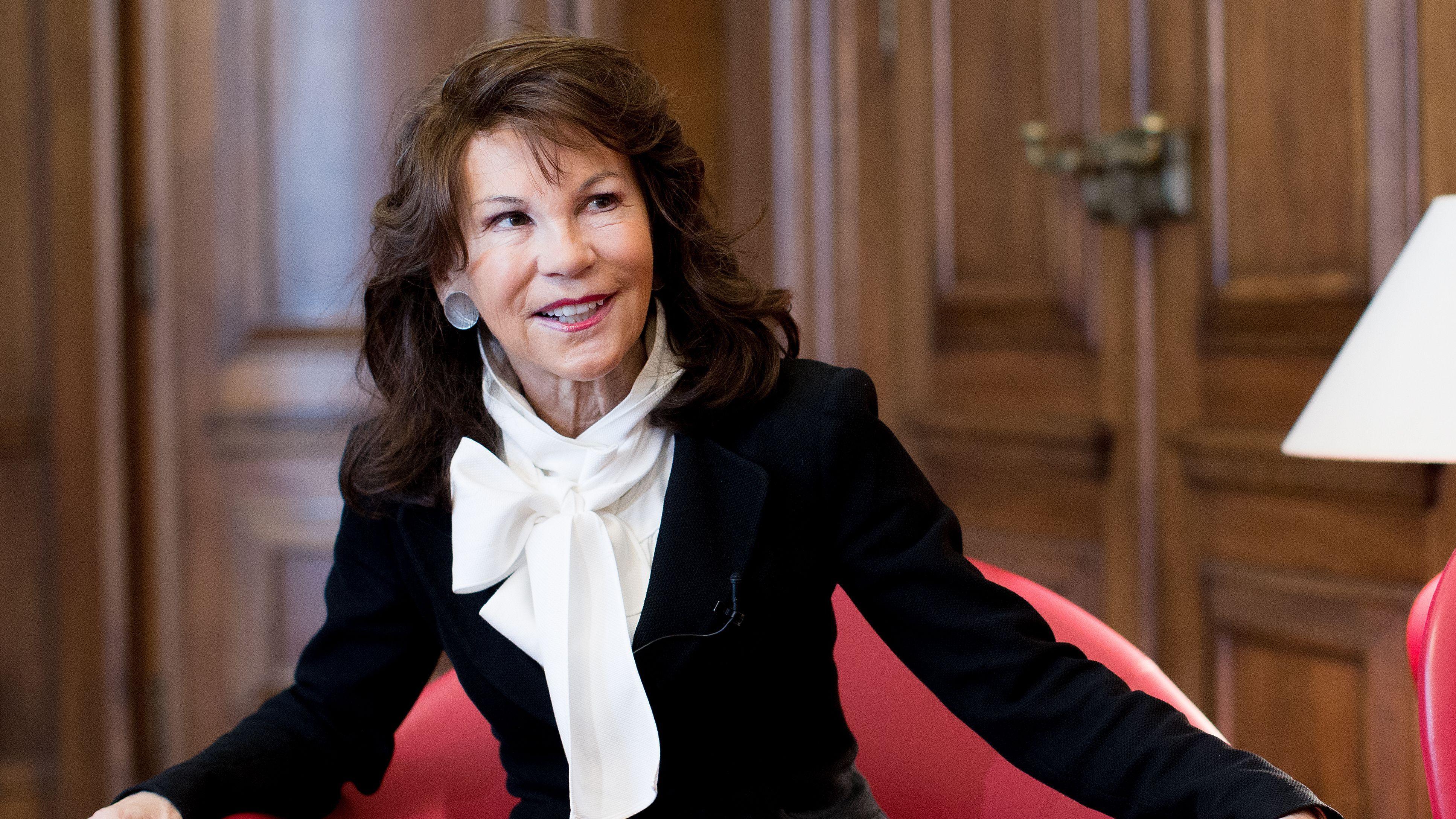 Übergangskanzerlin Brigitte Bierlein