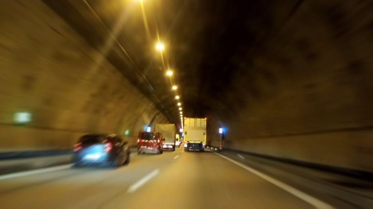 Wichtige Verbindung Richtung Norden: Pfaffensteiner Tunnel in Regensburg