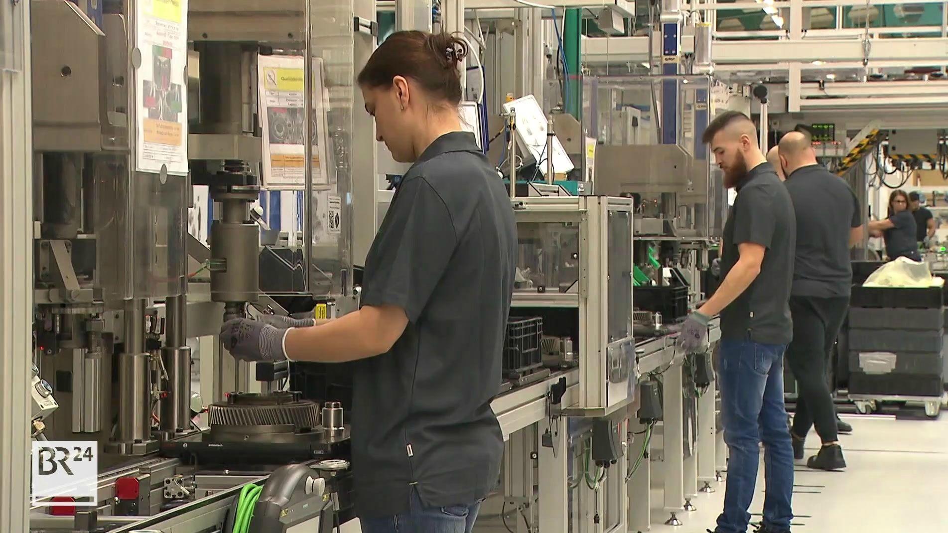 Autozulieferer Schaeffler plant Kurzarbeit ab September