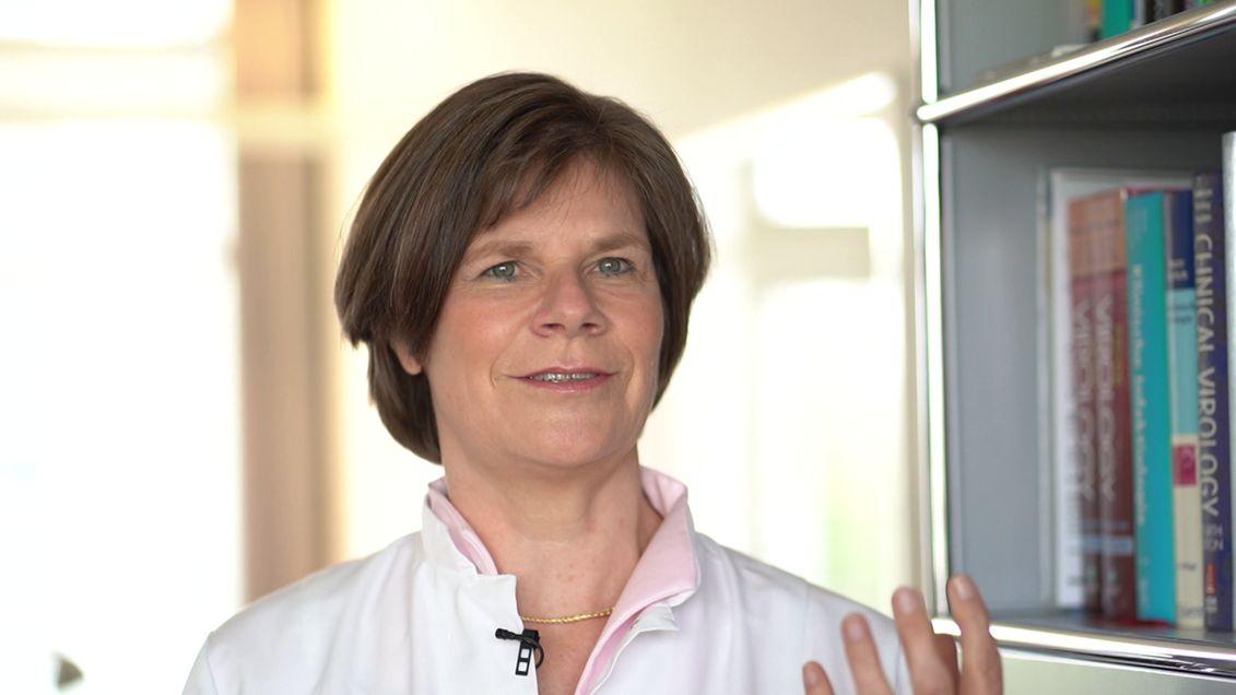 Prof. Ulrike Protzer, Virologin an der TU München