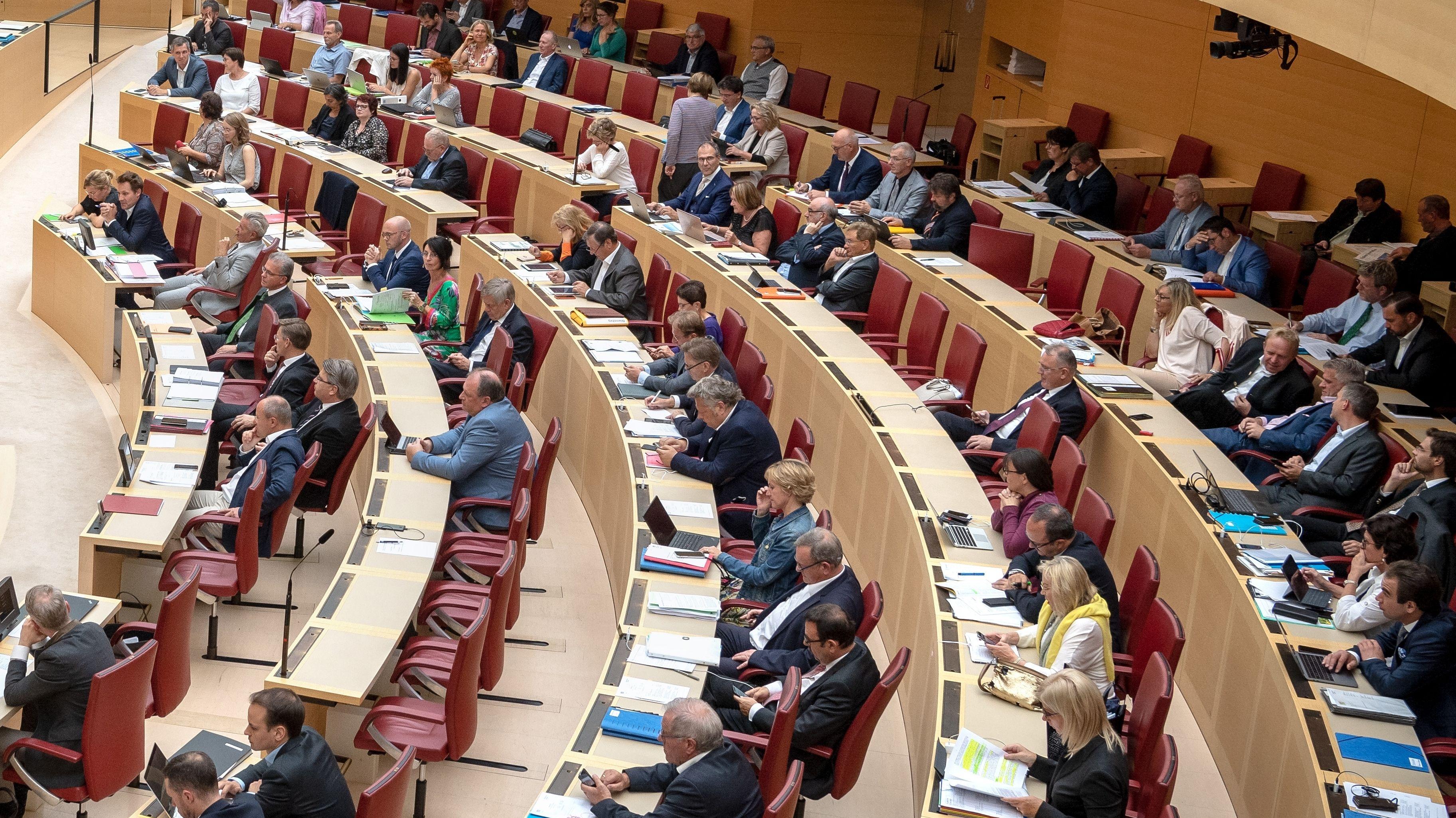 Abgeordnete im Bayerischen Landtag