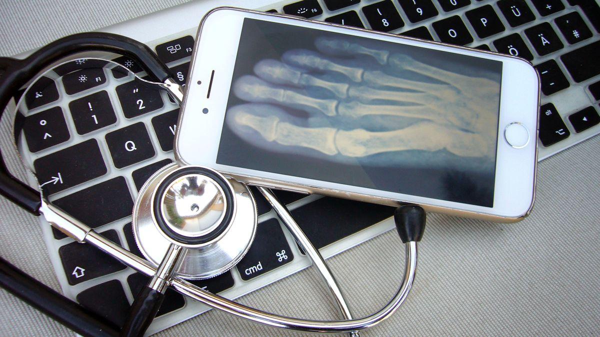 Gesundheits-Apps liegen auch bei den Krankenkassen im Trend.