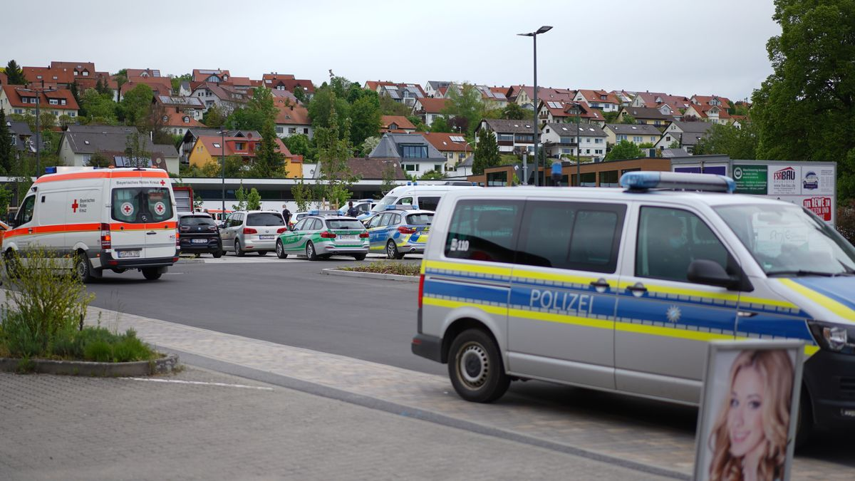 Polizeiinsatz in Arnstein