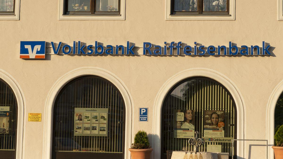 Symbolbild Volksbank-Raiffeisenbank