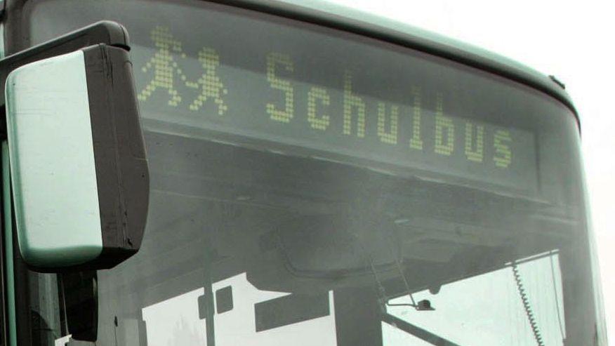 Schulbus (Symbolbild)