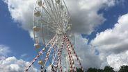 Riesenrad beim Open Beatz-Festival | Bild:BR