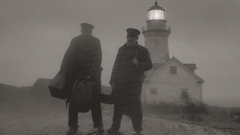 """""""Der Leuchtturm"""" mit Willem Dafoe und Robert Pattinson"""