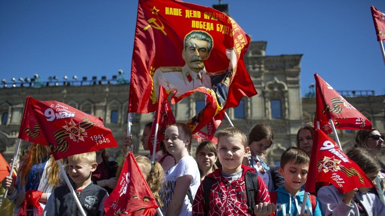 Stalin hat Konjunktur