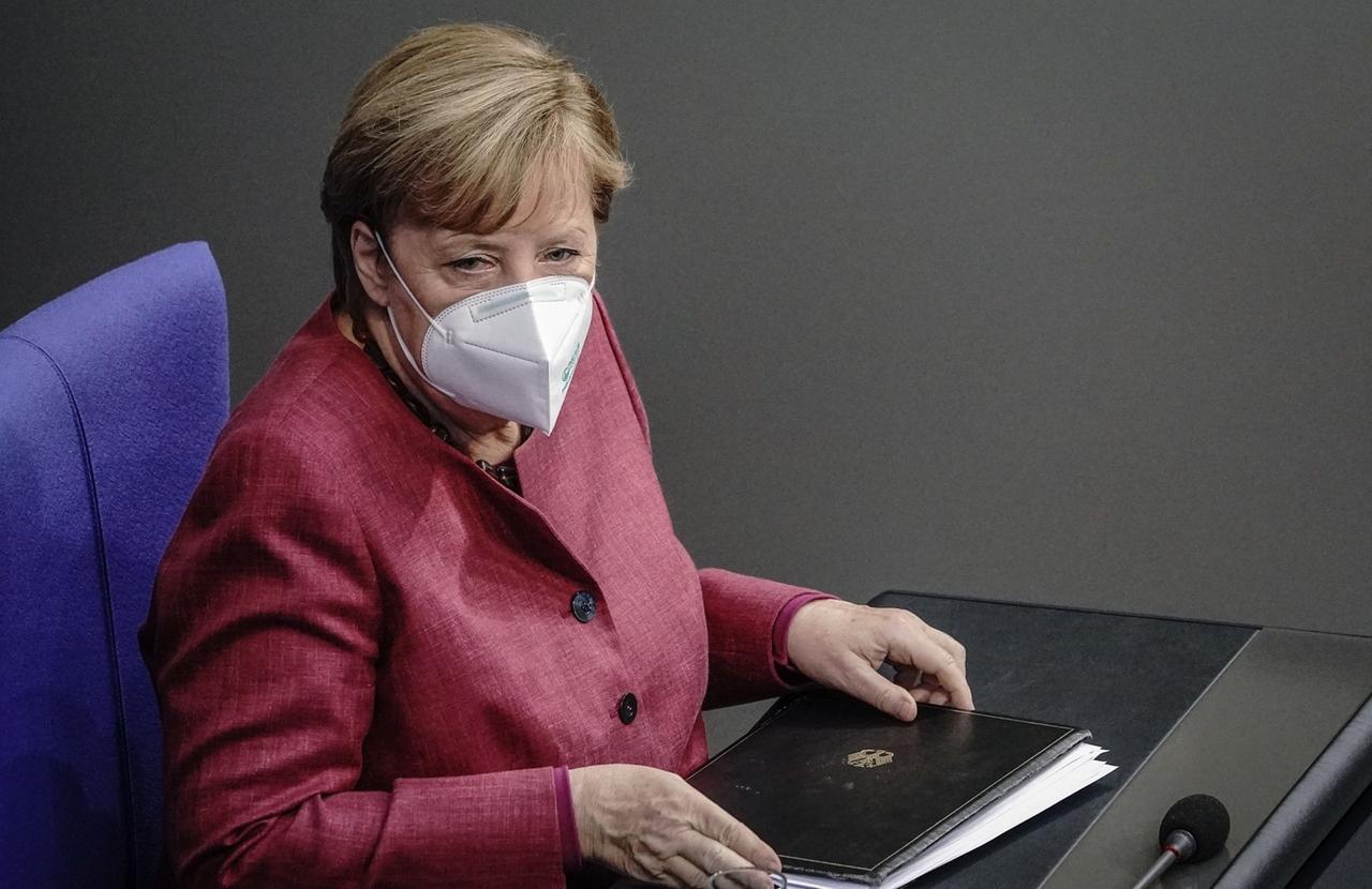 Die Pressekonferenz mit Angela Merkel im Livestream verfolgen