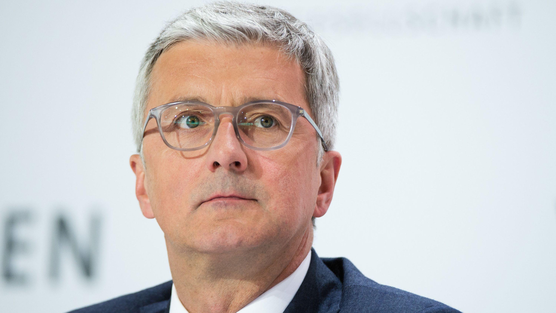 Ex-Audi Chef Rupert Stadler