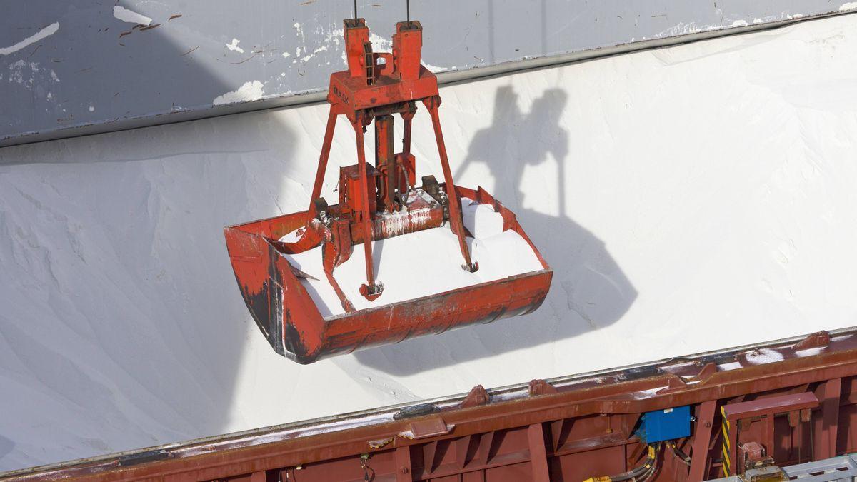 Symbolbild Transportschiff