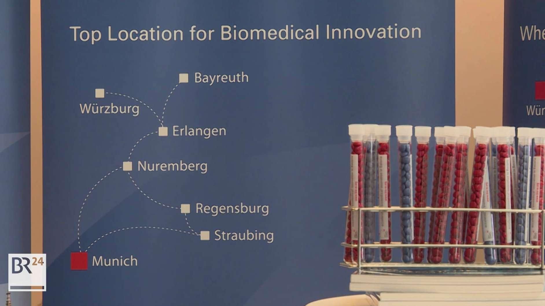 Biotechnologie-Tage in Würzburg