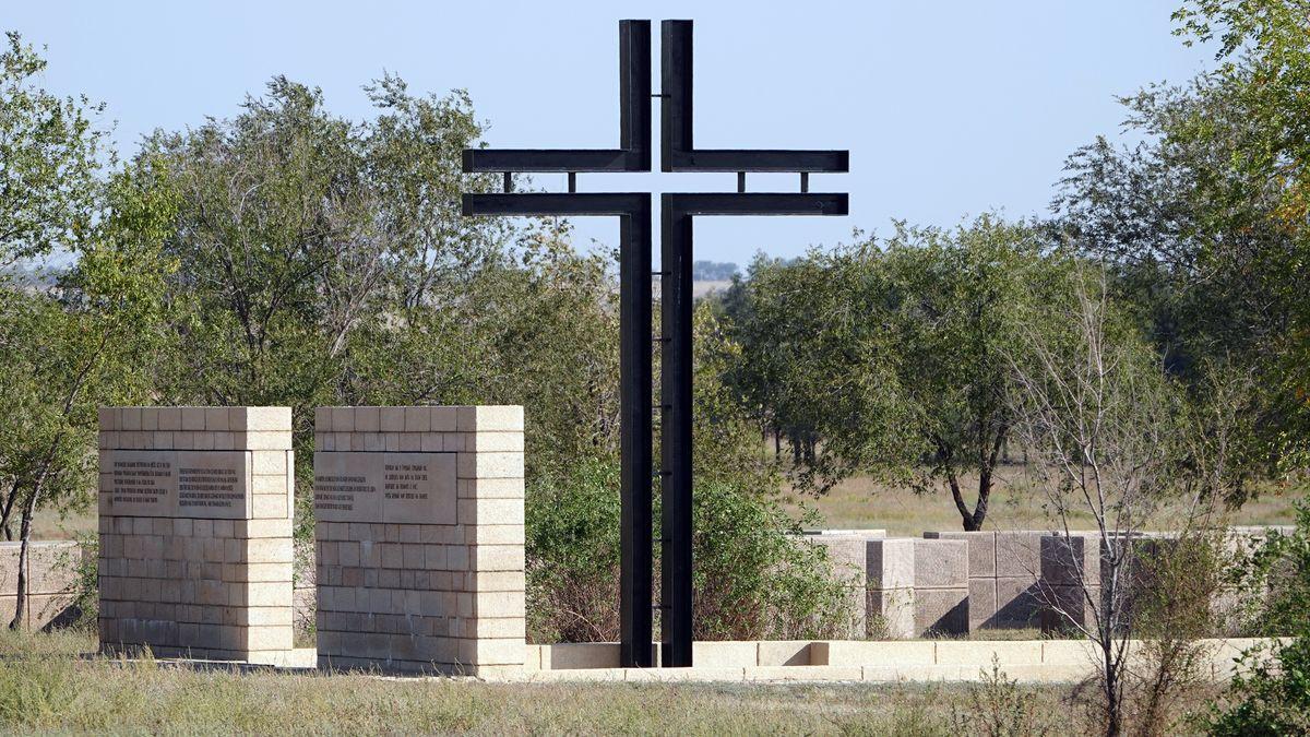 Deutscher Soldatenfriedhof Rossoschka bei Wolgograd