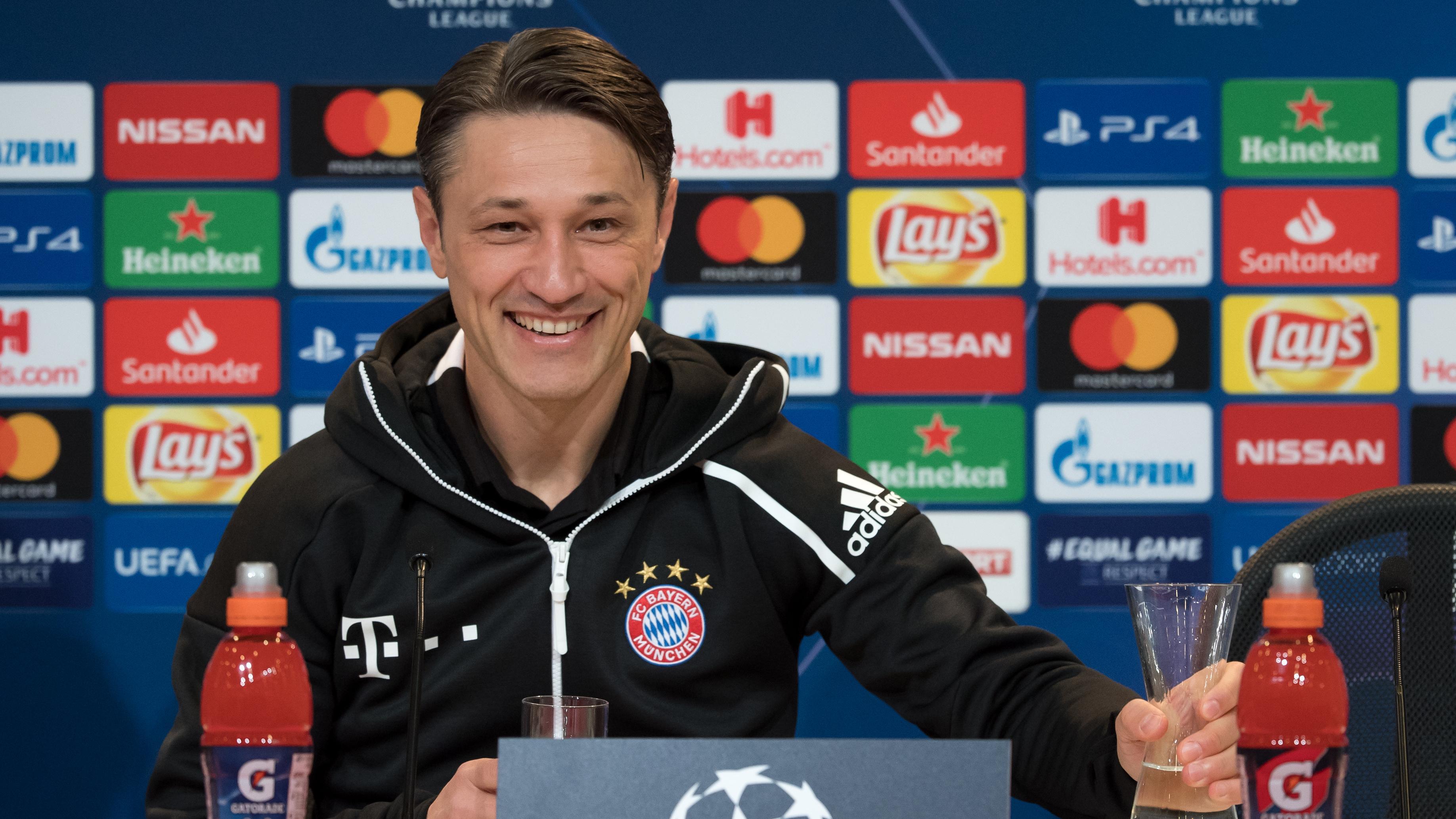 FC Bayern-Trainer Niko Kovac