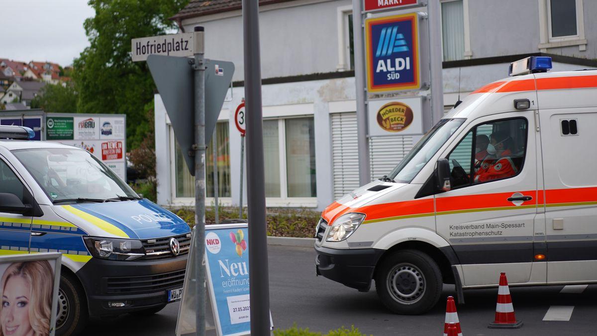 Polizeieinsatz in Arnstein: 48-jähriger Mann gesucht
