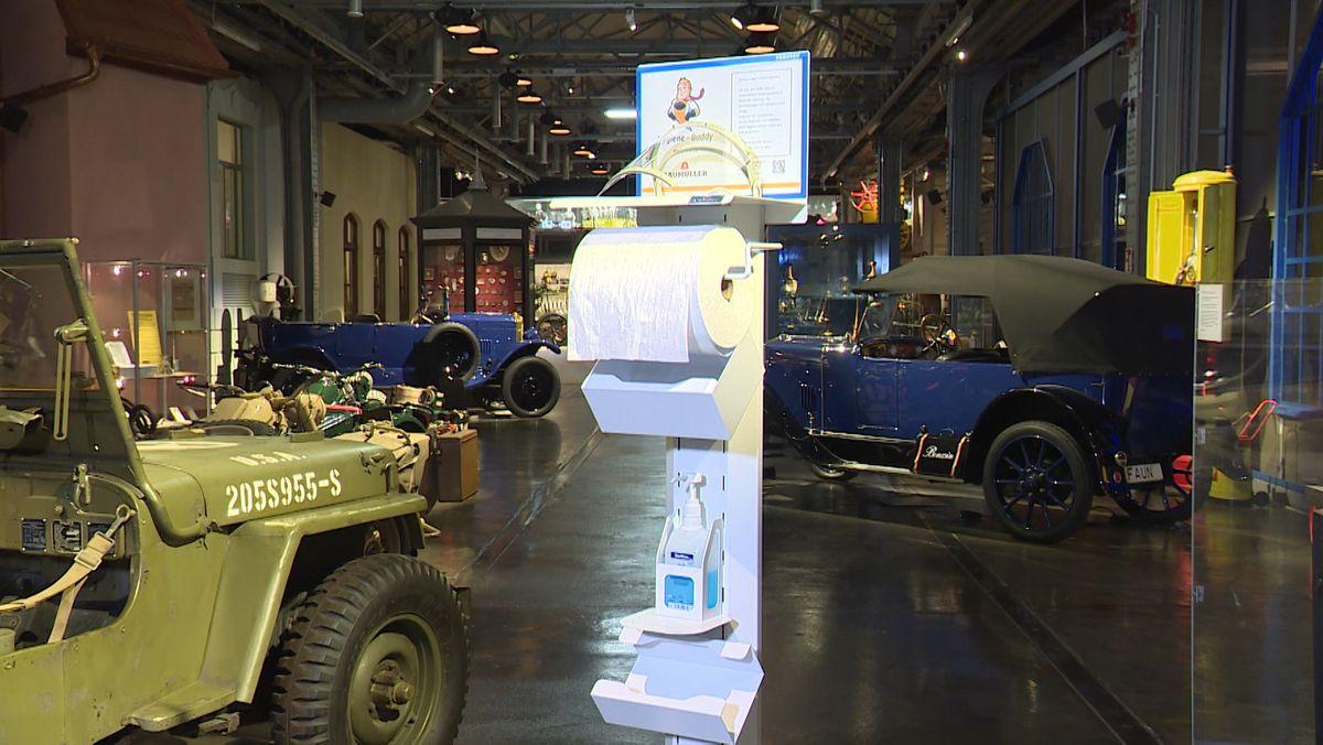 Ausstellung im Museum für Industriekultur in Nürnberg