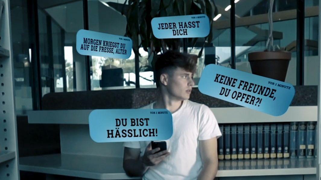 Präventionskampagne des bayerischen Justiz- und Kultusministerium