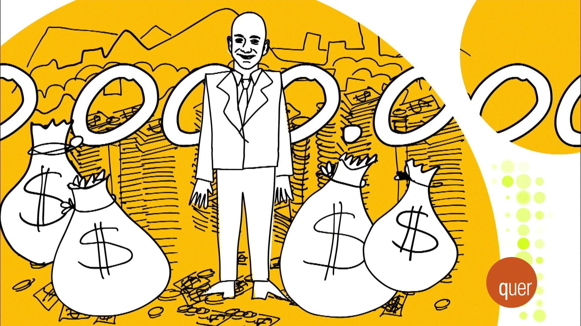 Klimaschutz vom Online-Händler : Amazon-Chef spendet 10 Milliarden