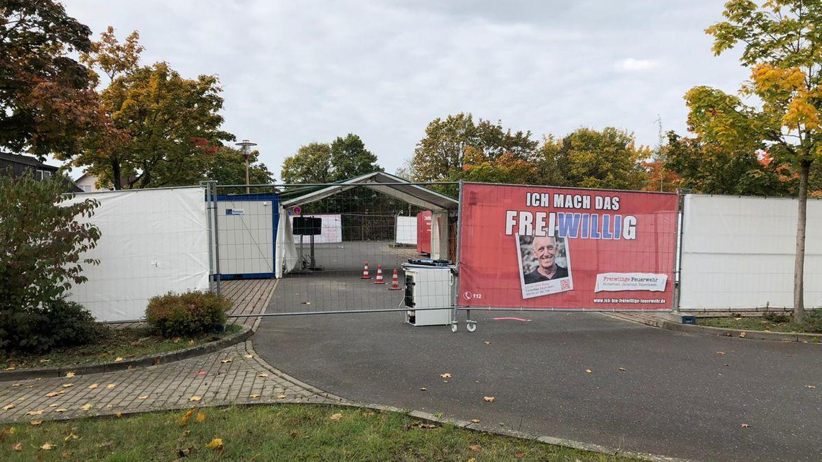 Teststrecke in Gerolzhofen