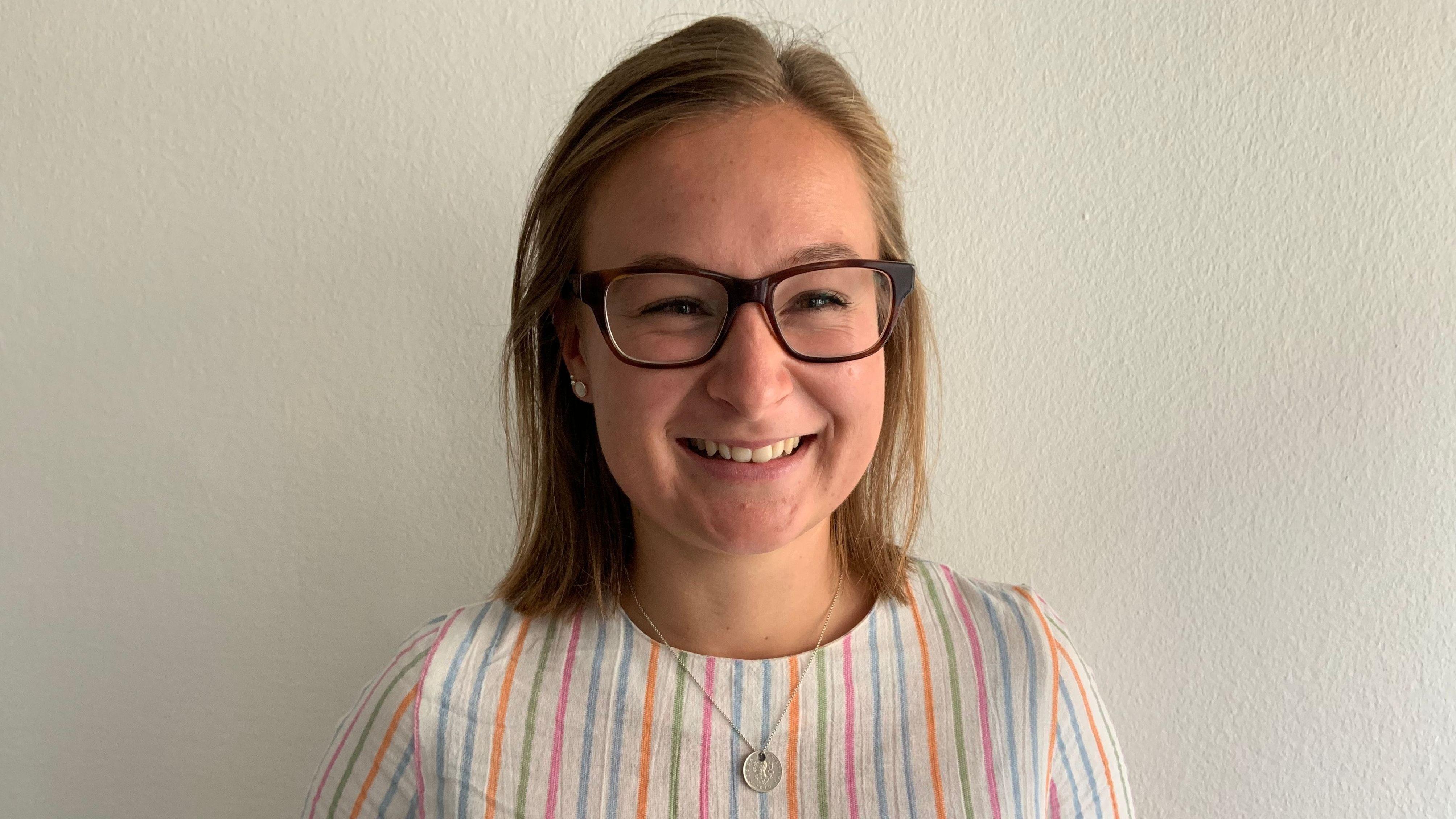 Christina Spiegel, Klimaschutzmanagerin der Stadt Grafing