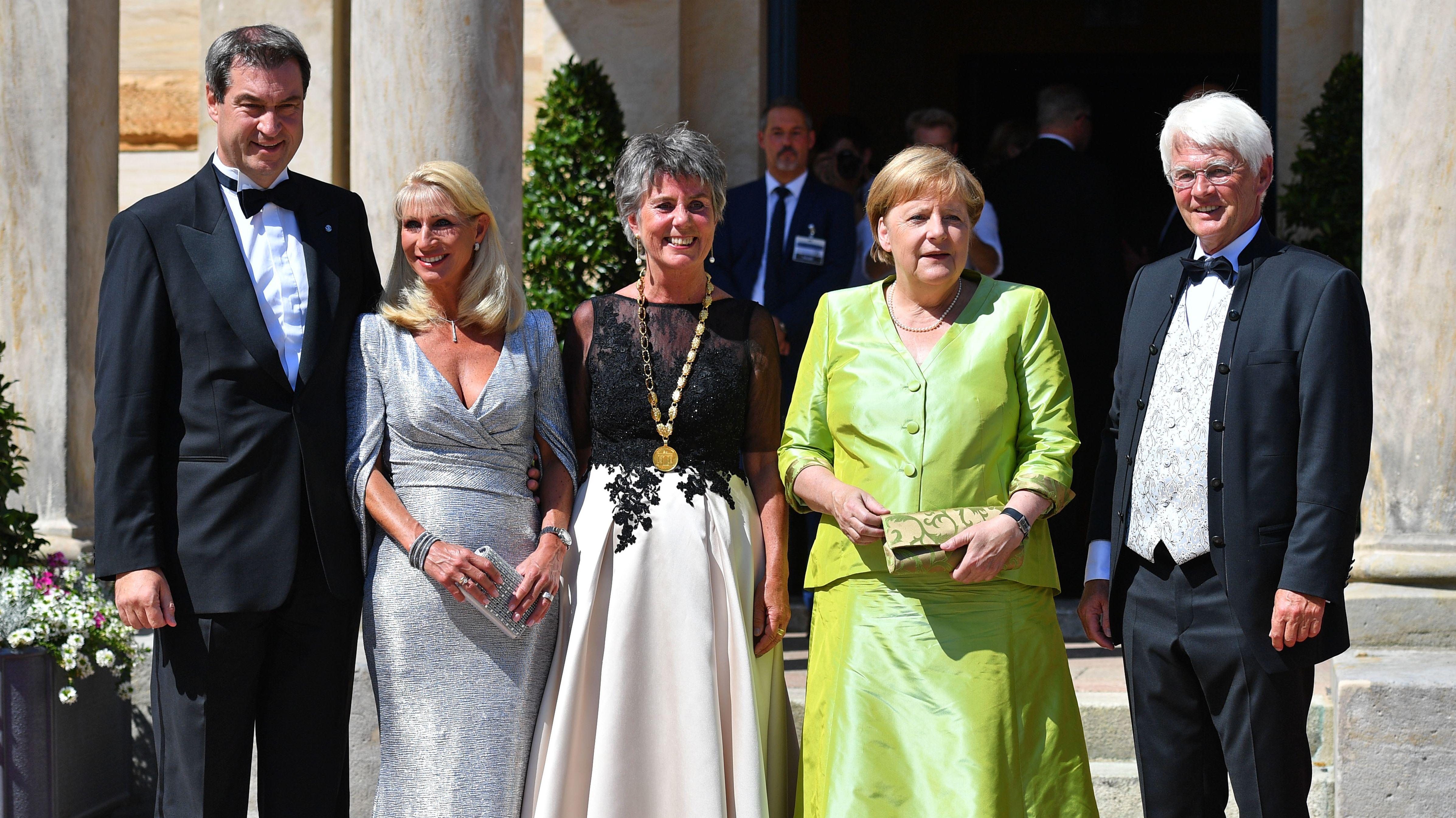 Eröffnung der Bayreuther Festspiele