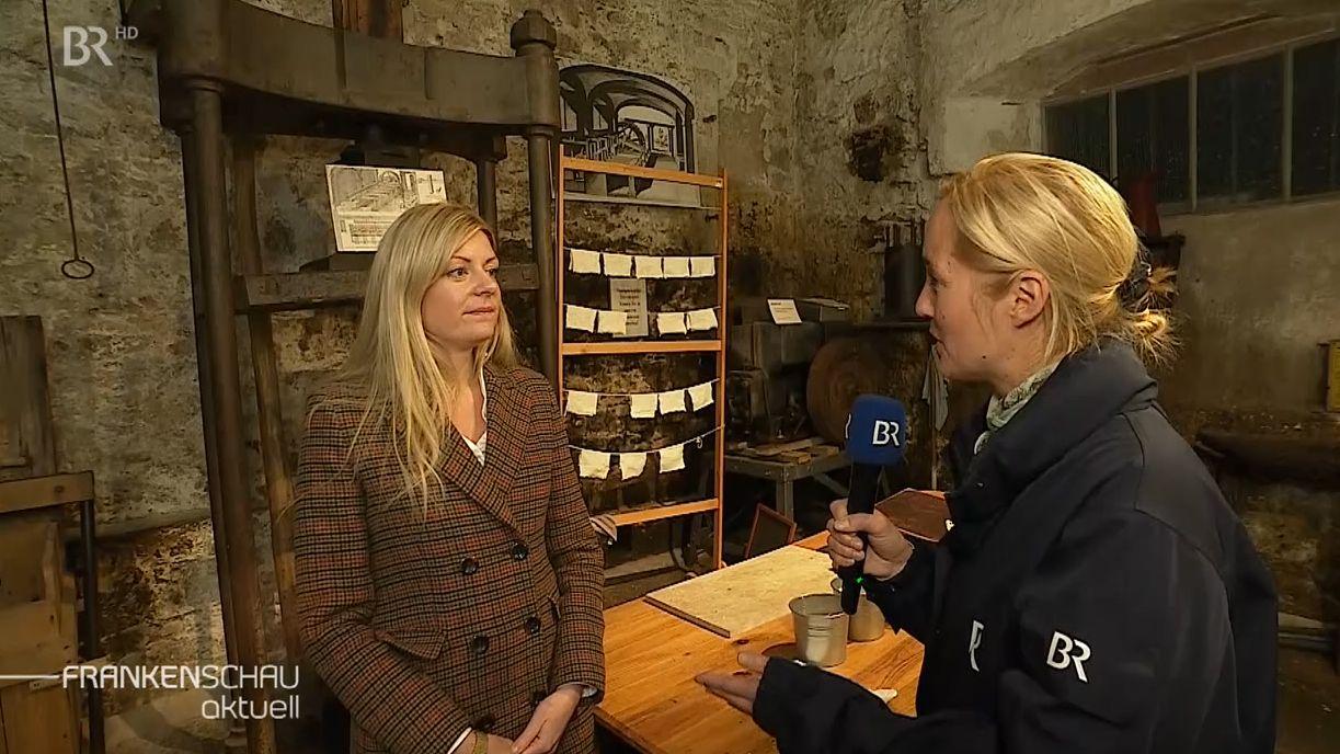 Homburger Papiermühle soll Welterbe werden