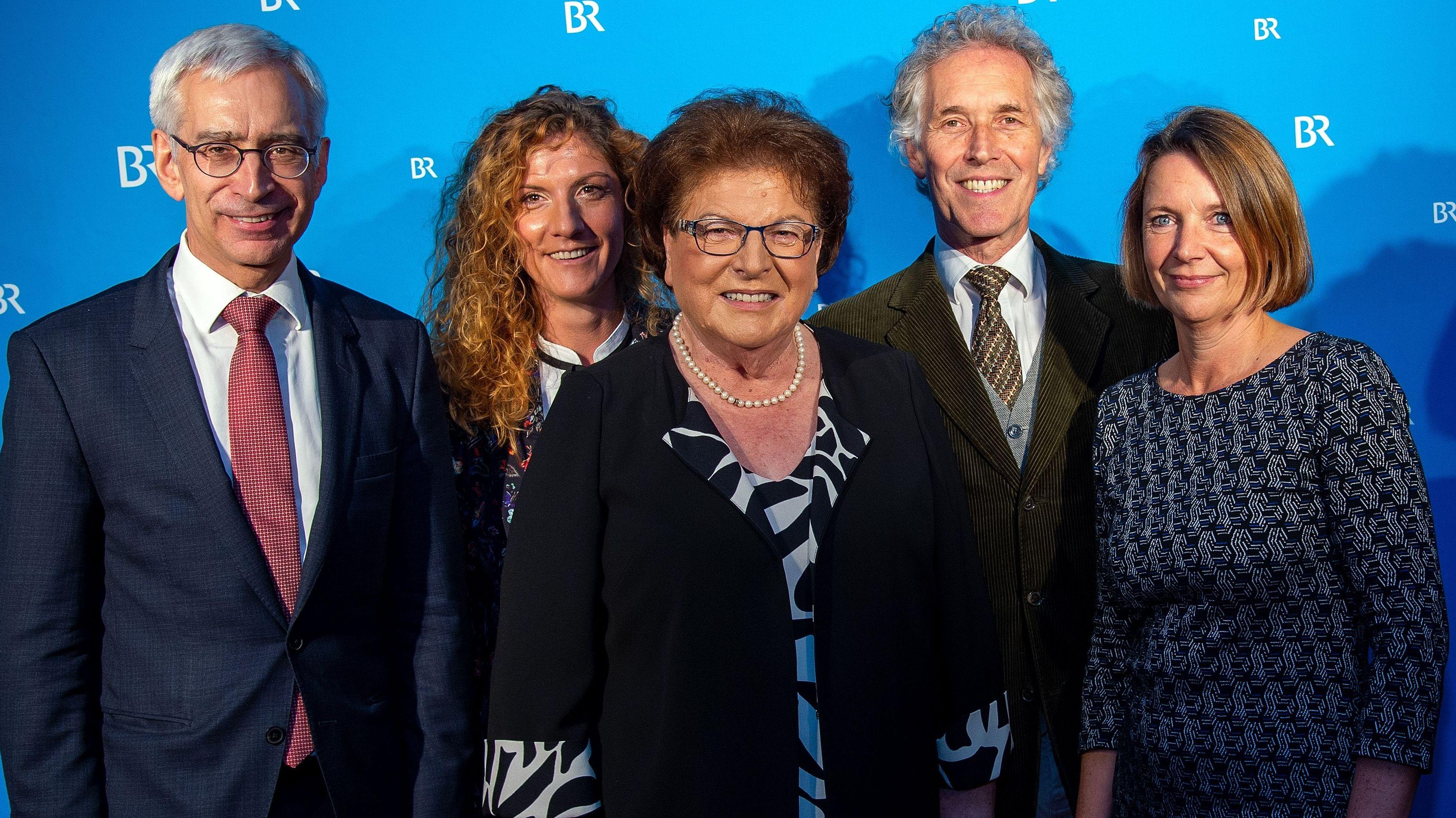 Barbara Stamm bei der Filmpremiere in Würzburg