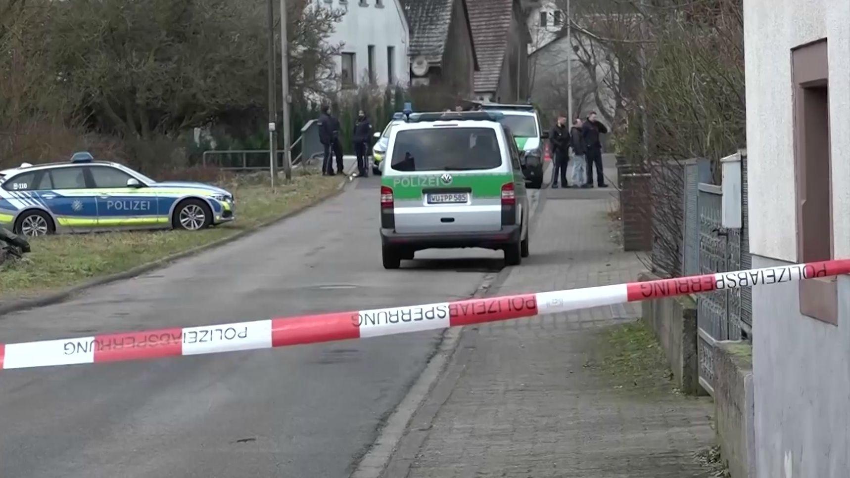 Polizei-Einsatz in Mömbris