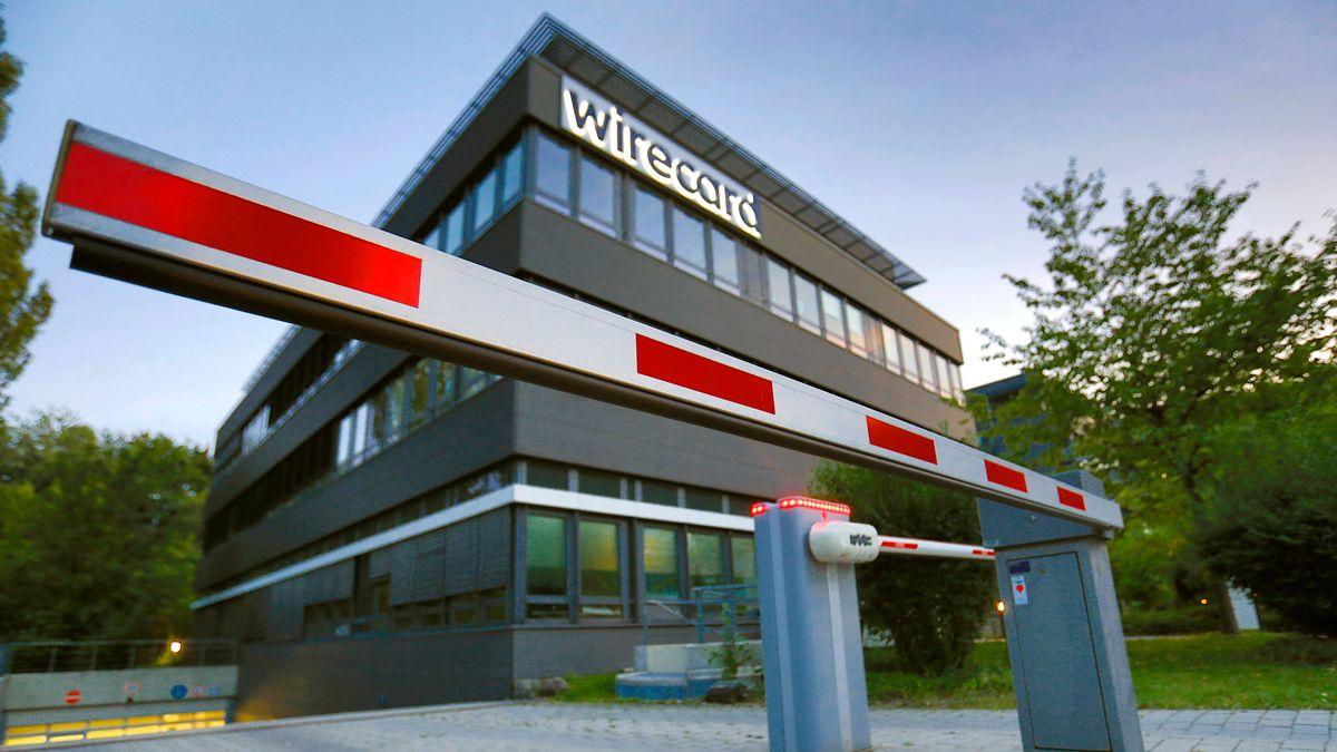 Der Sitz von Wirecard in Aschheim (Bayern)
