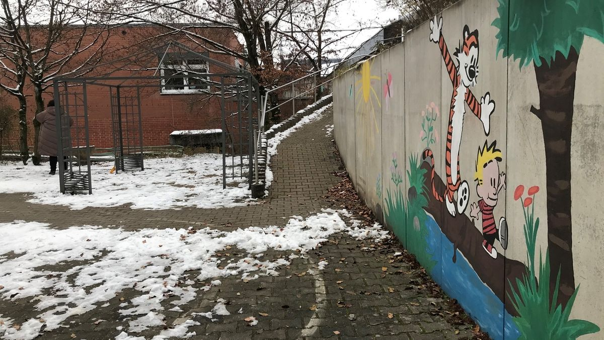 Forchheim: Kita bekommt Wasserspielplatz