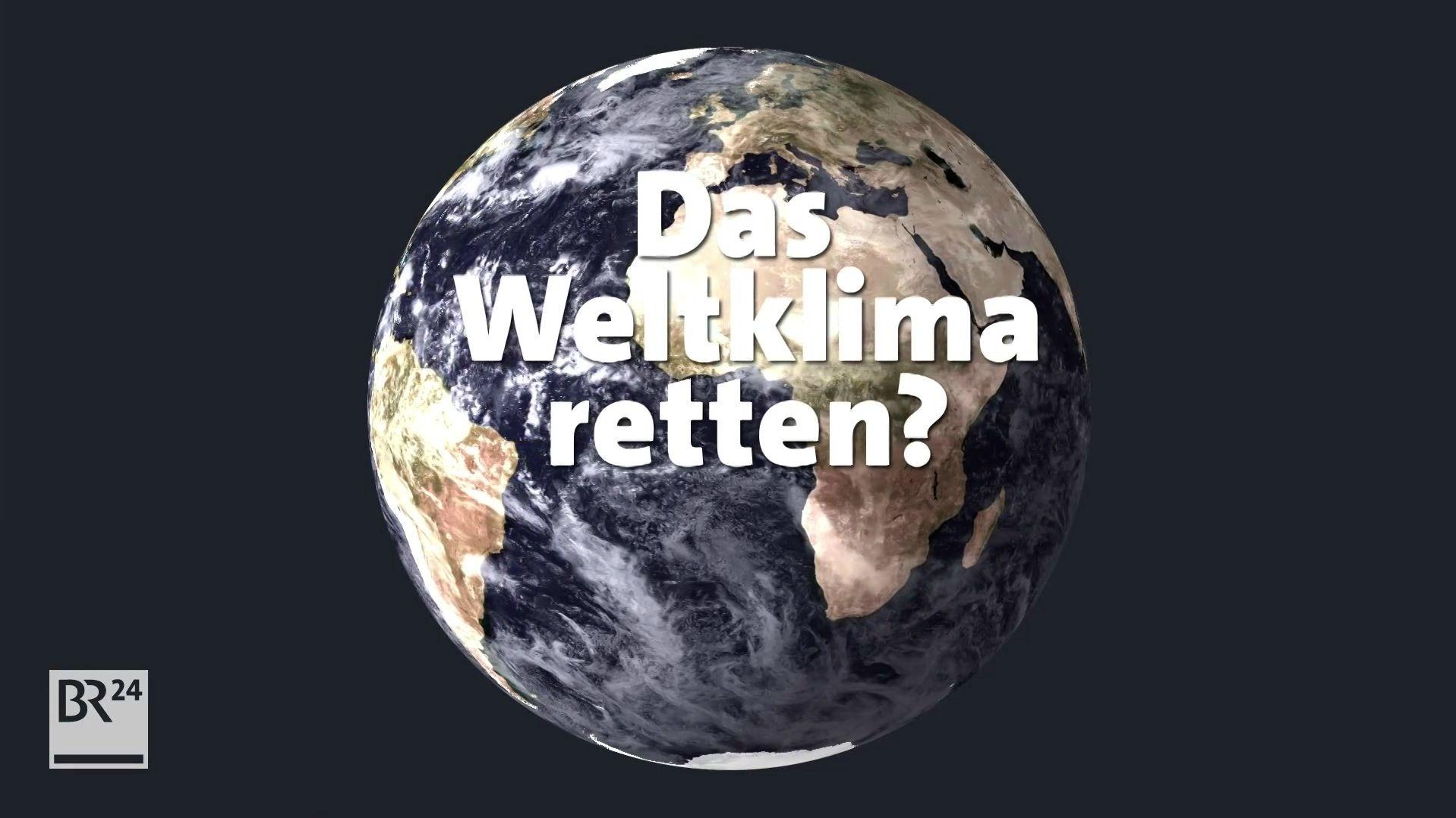 Grafik Weltklima
