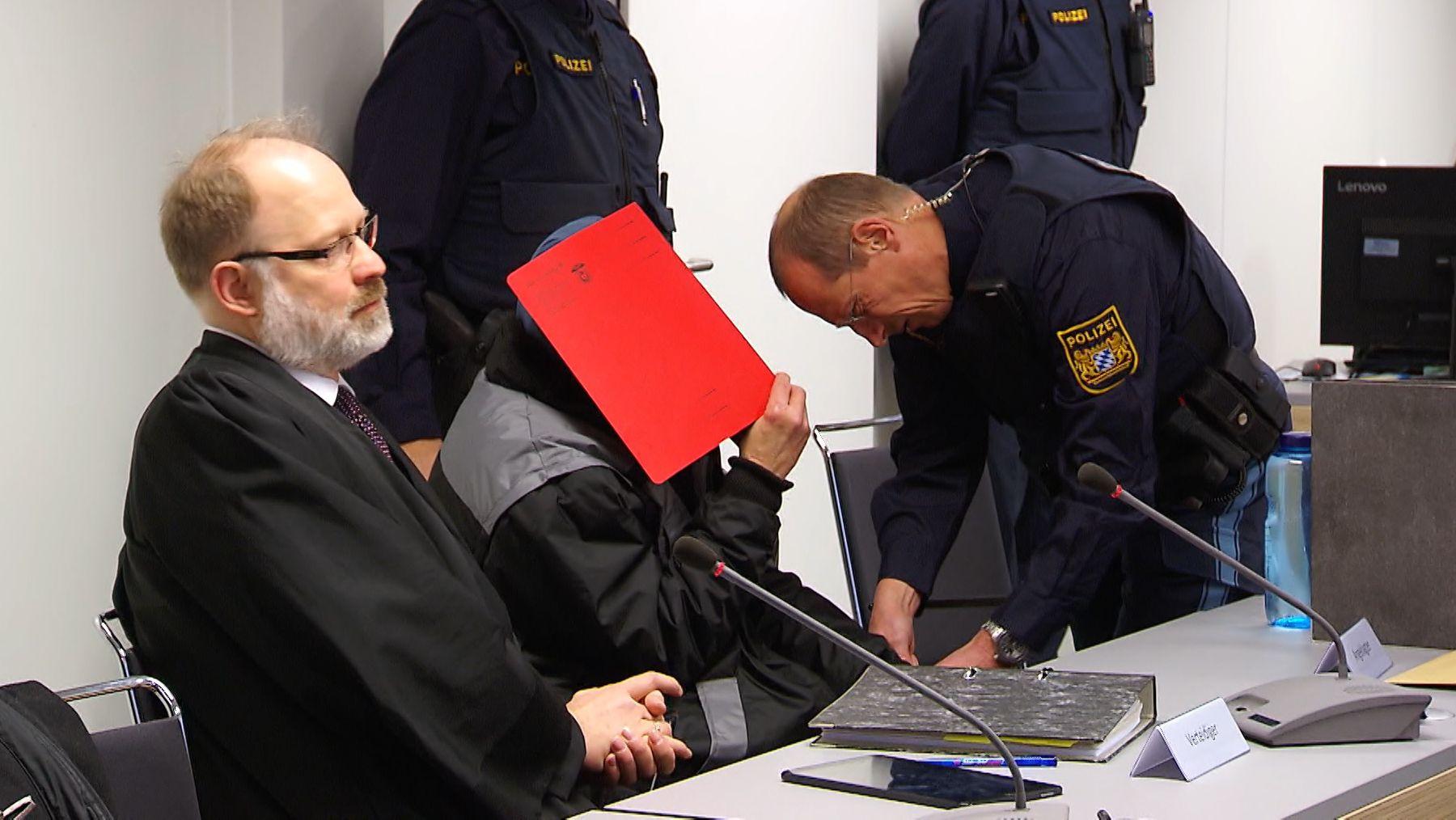 Prozess um Mord vor 40 Jahren am Aschaffenburger Landgericht