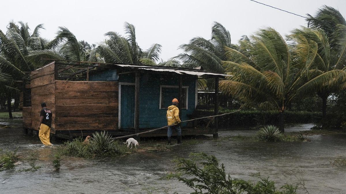 "Hurrikan ""Eta"" - Nicaragua"