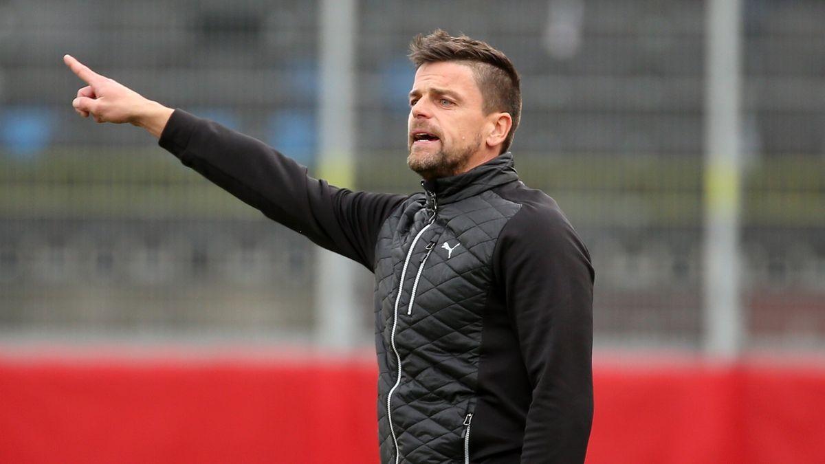 Torsten Ziegner wird neuer Trainer bei den Würzburger Kickers